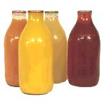 Fruit Juices and Smoothies