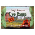 extra large free range eggs